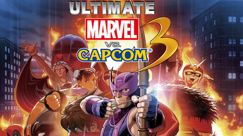 دانلود ترینر بازی Ultimate Marvel vs. Capcom 3