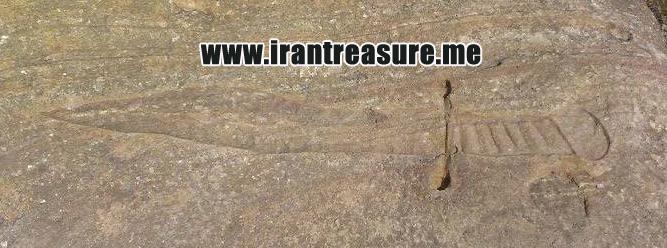 kilic951 نشانه شمشیر در گنج یابی