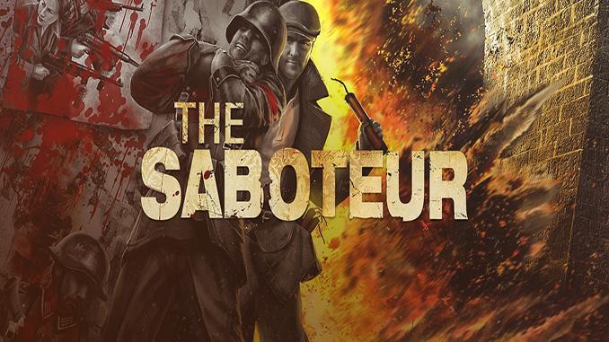 دانلود ترینر بازی The Saboteur