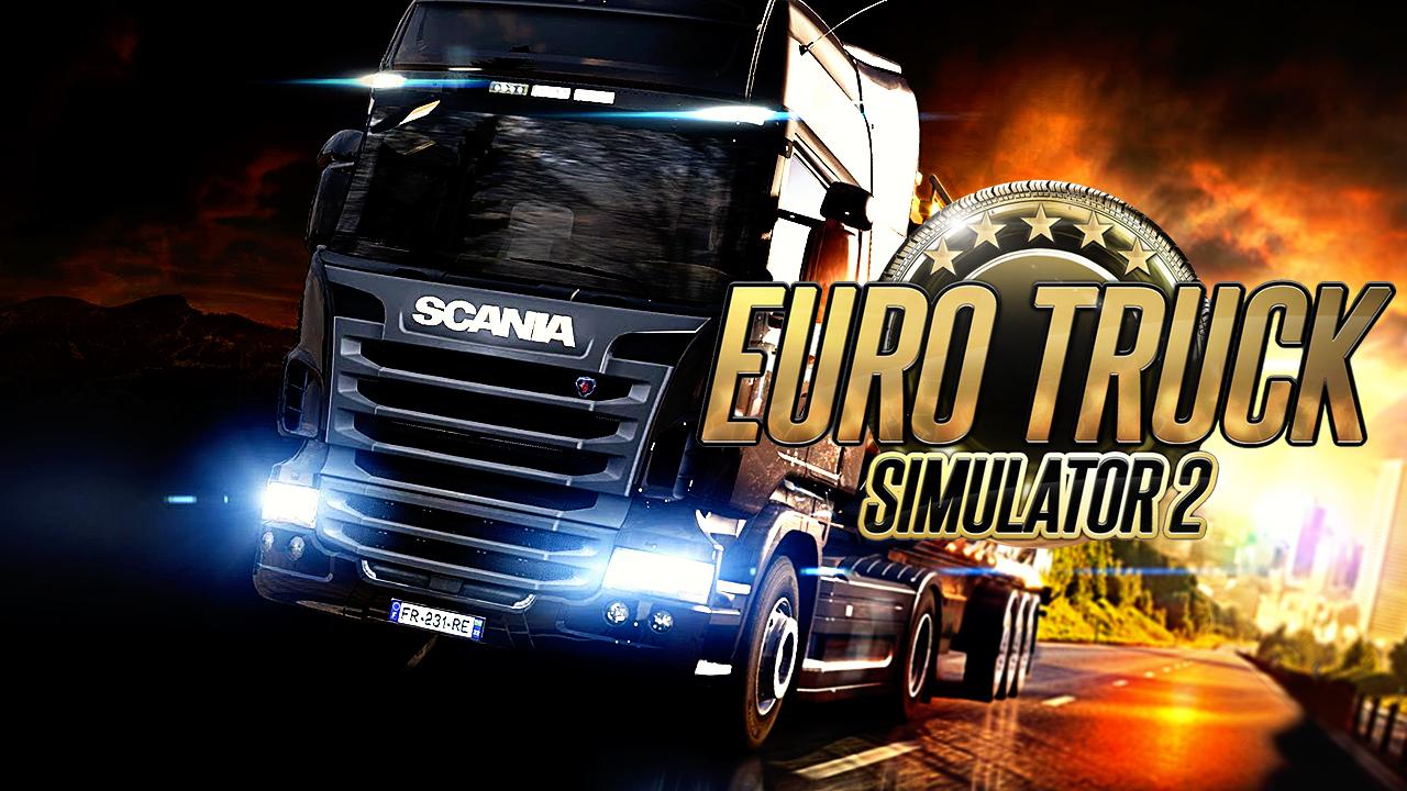 دانلود ترینر بازی Euro Truck Simulator 2