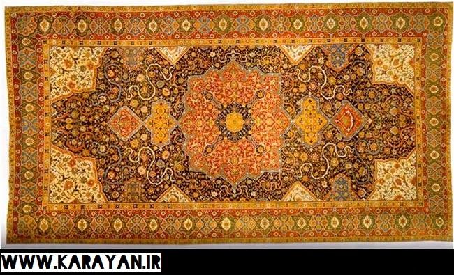 صنعت و هنر قالی در تبریز