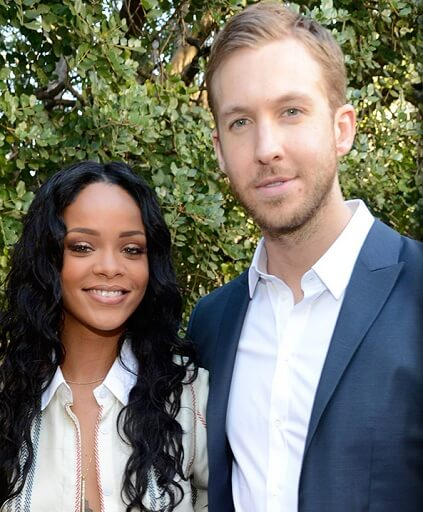 Calvin Harris و Rihanna