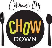 chow down یعنی چه