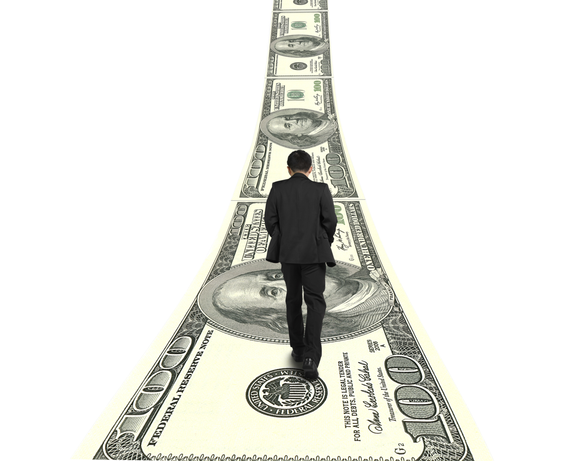 ای اف تی برای جذب ثروت چگونه است