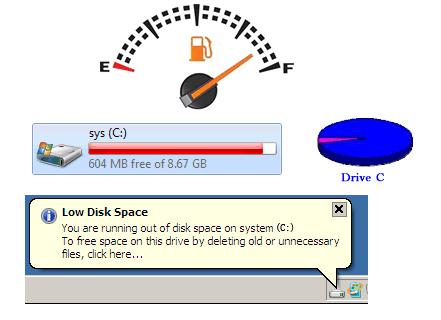 حذف فایل های اضافی در ویندوز
