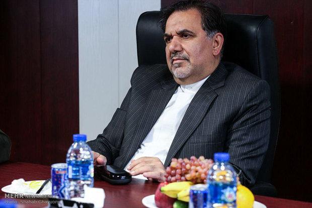 آخوندی وزیر راه و شهرسازی