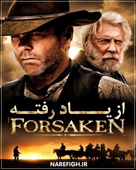 دانلود فیلم سینمایی Forsaken 2015 با دوبله فارسی
