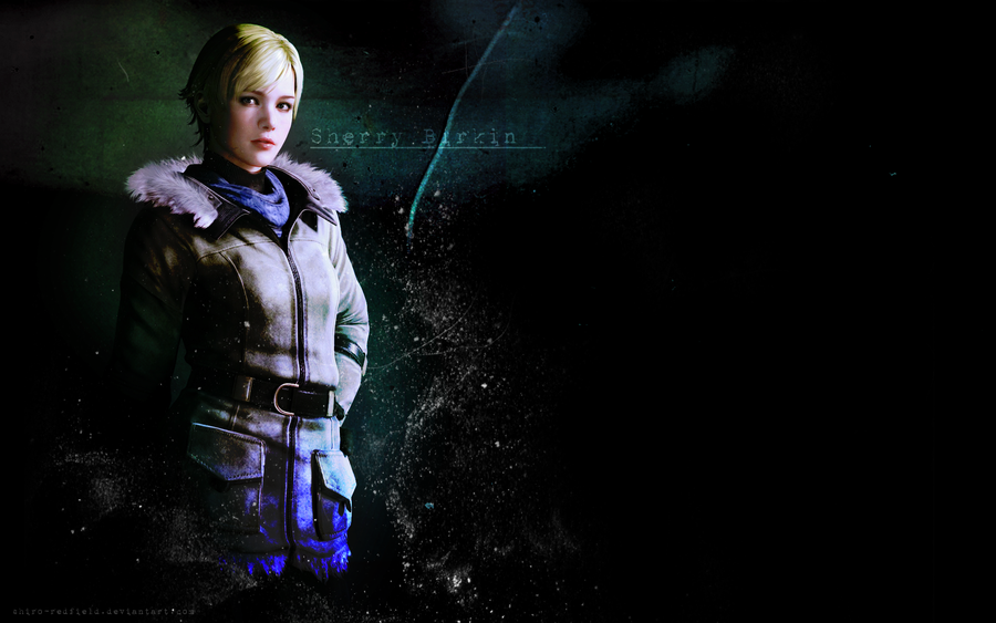 [عکس: sherry_birkin_wallpaper_re6_by_shiro_red...4vyf91.png]