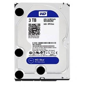 هارد دیسک اینترنال وسترن دیجیتال سری آبی ظرفیت 3 ترابایت + 64 مگابایت کش