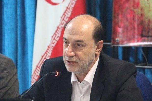 علی تعالی - فرماندار همدان