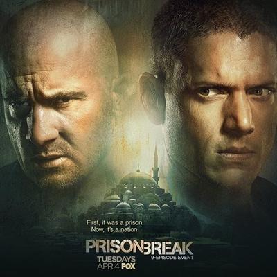 دانلود قسمت نهم فصل 5 سریال فرار از زندان prison break