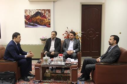 رایزنی برای صادرات فرش دستباف ایران به روسیه