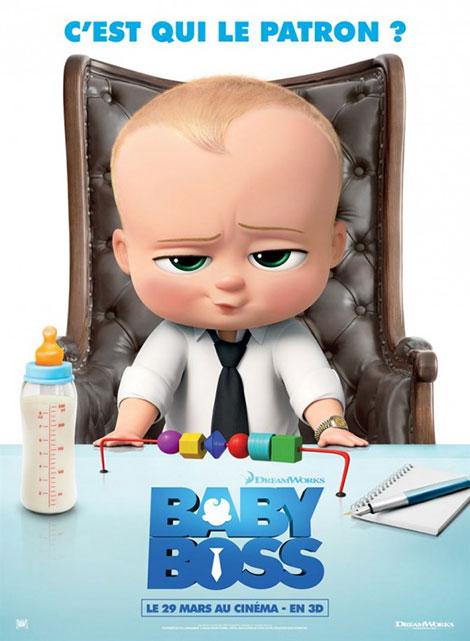 دانلود انیمیشن بچه رئیس The Boss Baby 2017