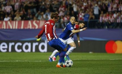 نتیجه بازی دیشب لسترسیتی و اتلتیکو مادرید 29 فروردین 96 + خلاصه بازی