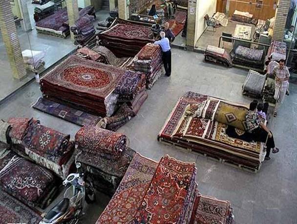 تعطیلی نیمی از واحدهای فرش دستباف یزد