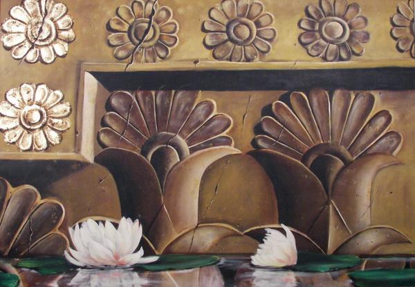 رمزگشایی از مفهموم گل نیلوفر در طول تاریخ