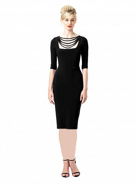 مدل لباس زنانه 2017,لباس زنانه 96
