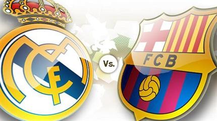 ساعت پخش زنده بازی بارسلونا و رئال مادرید ال کلاسیکو 3 اردیبهشت 96