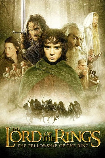 دانلود دوبله فارسی فیلم The Lord of the Rings: The Fellowship of the Ring 2001