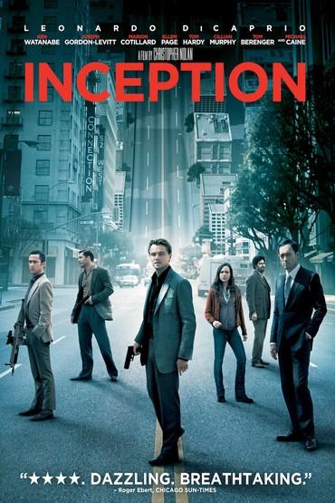 دانلود دوبله فارسی فیلم Inception 2010