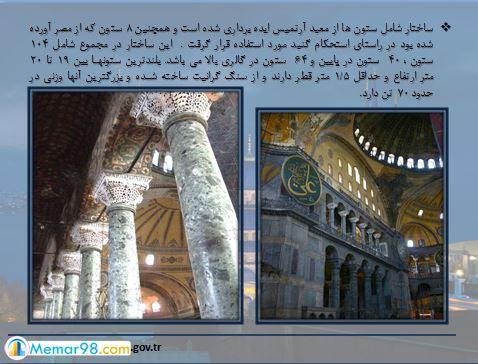 معرفی مسجد ایاصوفیه