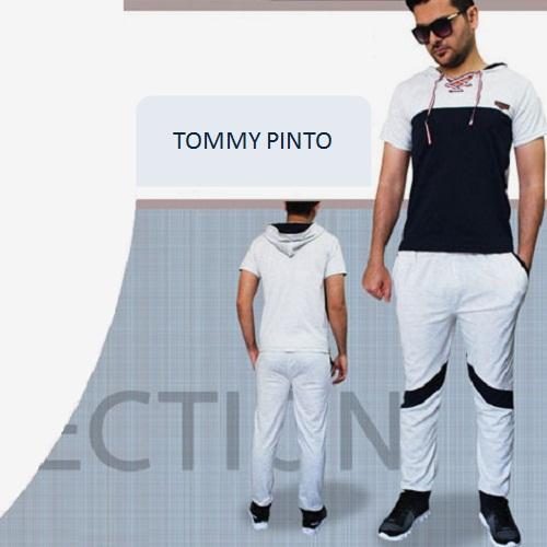 ست تیشرت شلوار تامی پینتو TOMMY PINTO