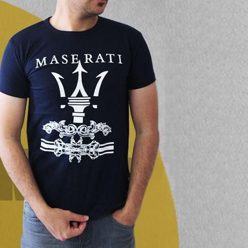 بلوز آستین کوتاه پسرانه Maserati
