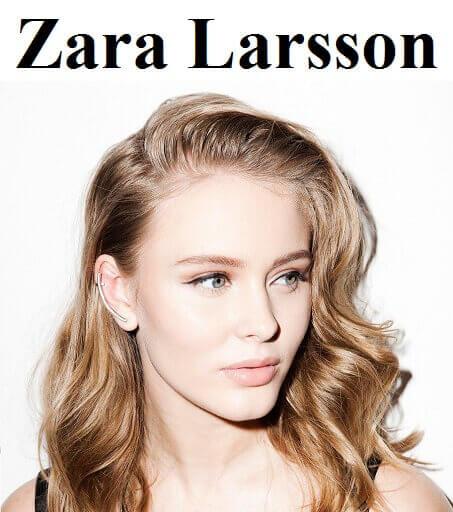 زارا لارسون - Zara Larsson