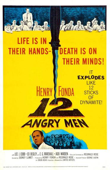 دانلود فیلم دوبله فارسی ۱۲ Angry Men 1957