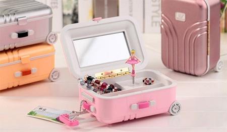 جعبه جواهرات, گیره کوچک کننده بینی