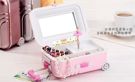 خرید گیره کوچک کننده بینی و جعبه جواهرات 2017