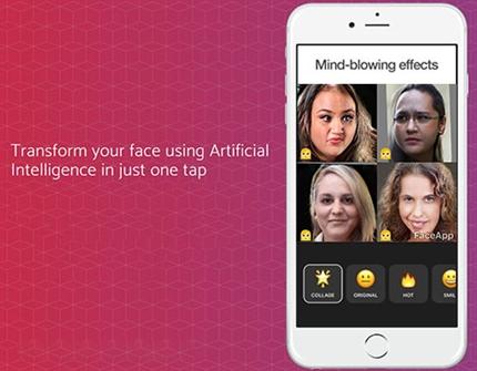 دانلود نرم افزار فیس اپ FaceApp PRO v1.0.265 تغییر چهره اندروید