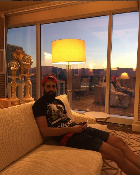 عکس اینستاگرام هنرمندان و ورزشکاران آذربایجان (سری اول)