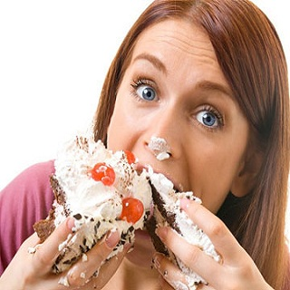 علت غذا خوردن هیجانی