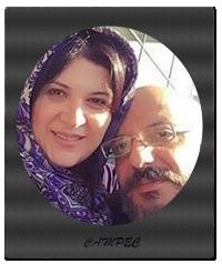 عکس امیر جعفری و همسرش ریما رامین فر به همراه لیلا بلوکات