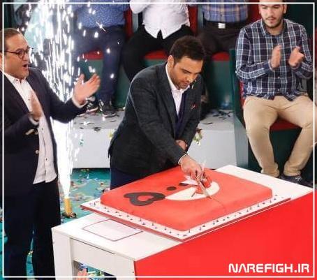 دانلود قسمت 500 برنامه خندوانه با حضور احسان علیخانی + کیفیت HD