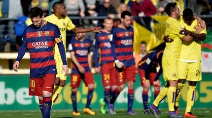 نتیجه بازی بارسلونا و ویارئال 16 اردیبهشت 96 + خلاصه بازی