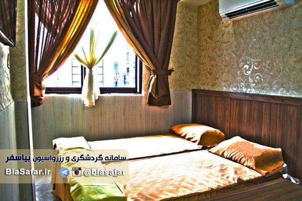 هتل آپارتمان حسام مشهد