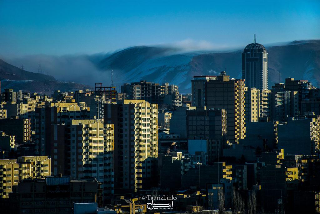 شهر تبریز