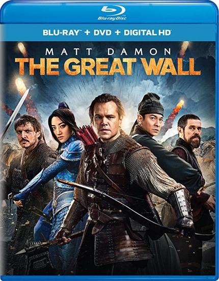 دانلود دوبله فارسی فیلم دیوار چین The Great Wall 2016
