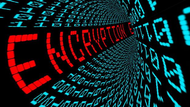 رمز گذاری encryption