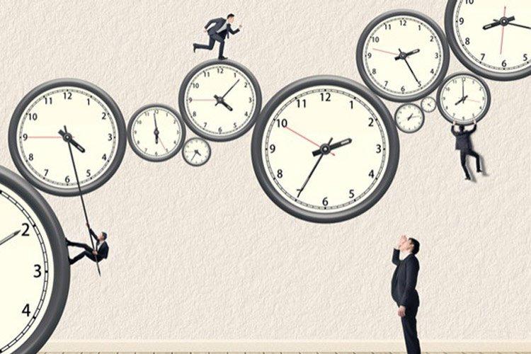 فایل خودهیپنوتیزم مدیریت زمان