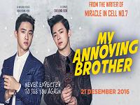 دانلود فیلم برادر بزرگتر من - My Annoying Brother 2016