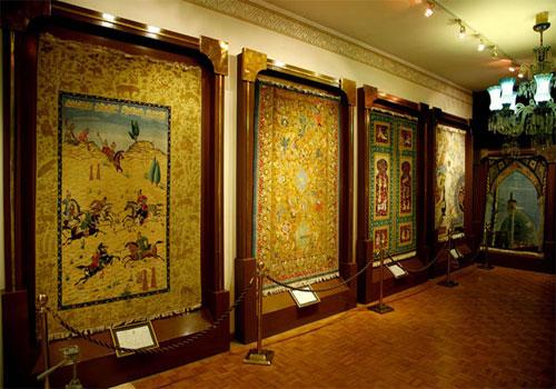 تبدیل موزه فرش به یک پایگاه علمی