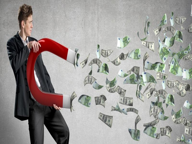 آهنربای پول و ثروت شوید