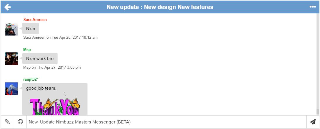 New update : New design  New features Snapshot_4_