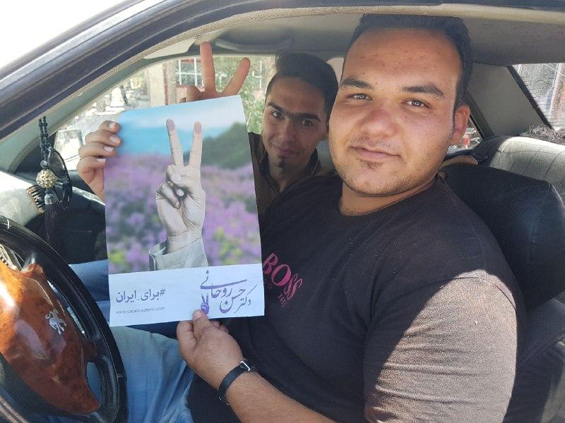 شور وحال روز بعدانتخابات درآبیز