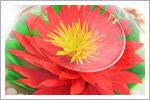 مدل های زیبای ژله تزریقی به شکل گل
