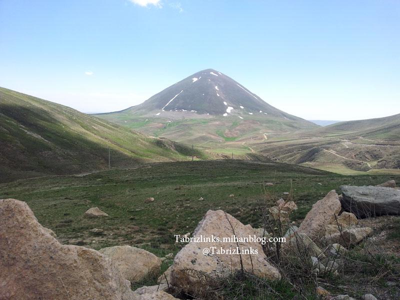 کوه موغیتی