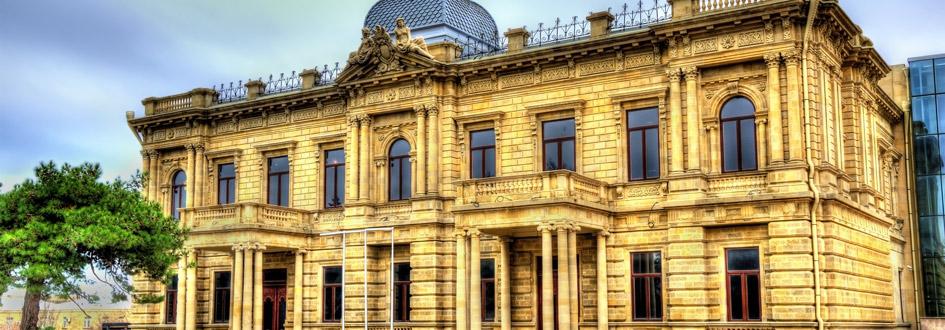 موزه ملی تاریخ آذربایجان